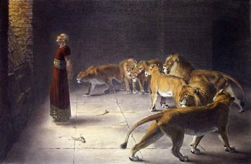 Briton Riviere (1840-1920), Daniel's Answer to the King